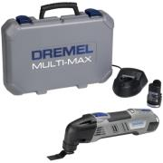 polyergaleio mpatarias dremel multi max 108v 2x 13ah li ion set 8300 910 photo