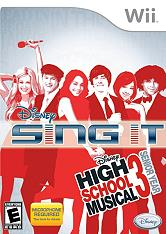 SING IT BUNDLE HIGH SCHOOL MUSICAL 3:SENIOR YEAR ηλεκτρονικά παιχνίδια   nintendo wii games