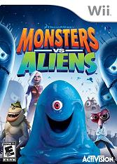 monsters vs aliens photo