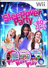 GIRLS LIFE: SLEEPOVER PARTY ηλεκτρονικά παιχνίδια   nintendo wii games