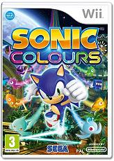 sonic colours photo