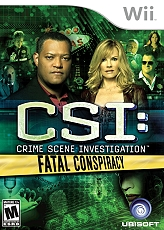 csi crime scene investigation fatal conspiracy photo
