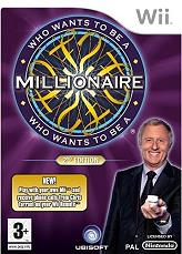 WHO WANTS TO BE A MILLIONAIRE? 2 ηλεκτρονικά παιχνίδια   nintendo wii games
