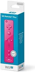 wii u remote plus pink photo