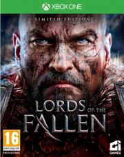 lords of the fallen limited edition photo