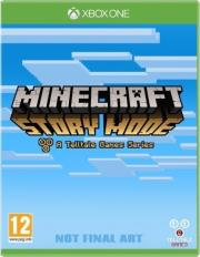 minecraft story mode photo