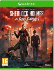 sherlock holmes the devils daughter photo