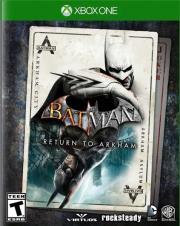 batman return to arkham photo
