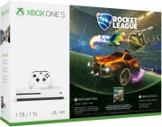 XBOX ONE S CONSOLE 1TB & ROCKET LEAGUE ηλεκτρονικά παιχνίδια   xbox one consoles