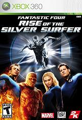 fantastic four rise of the silver surfer photo