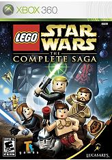 lego star wars the complete saga photo
