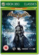 batman arkham asylum classic photo
