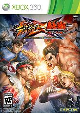 street fighter x tekken photo