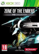ZONE OF THE ENDERS HD COLLECTION ηλεκτρονικά παιχνίδια   xbox 360 games